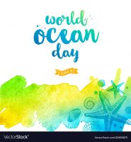 world-oceans-day-vector-20630679